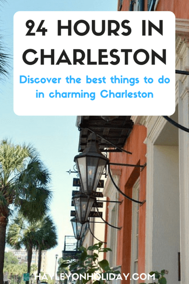 How to Spend 24 Hours in Sweet as Sugar, Charleston SC