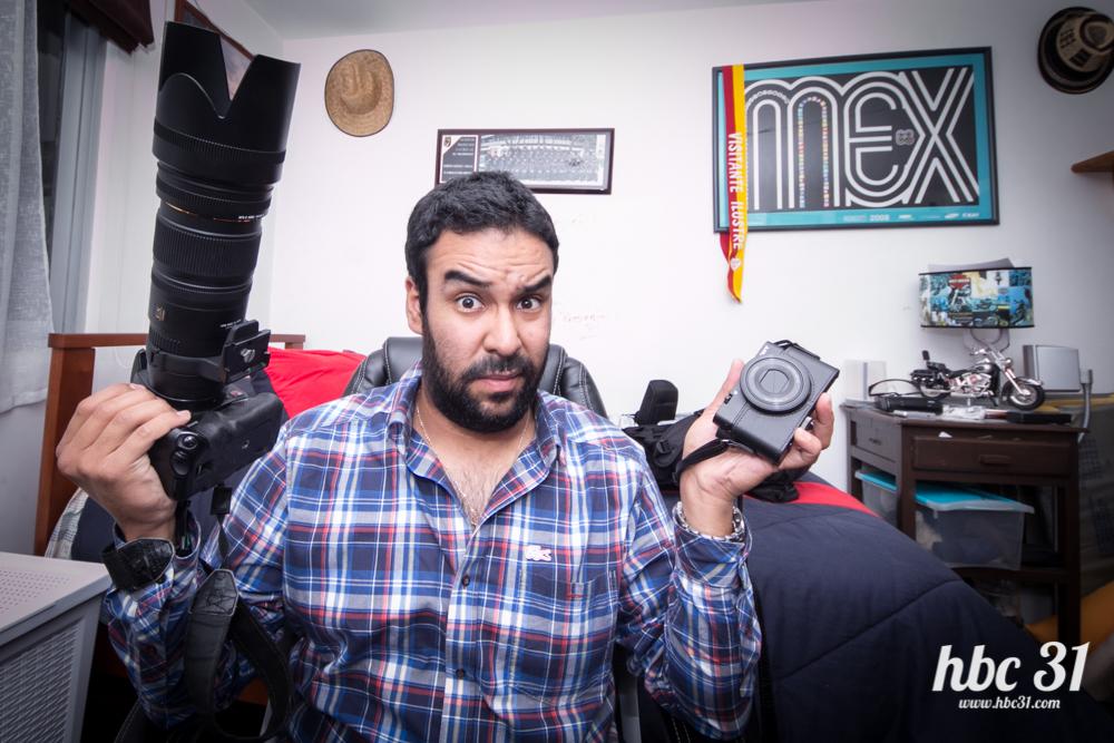 #IniciandoEnLaFotografía: Paso 1, ¿Qué cámara compro?