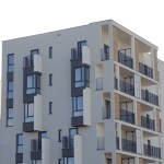 Some of the New Apartments at West Campus