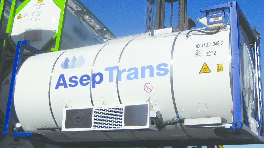 Odyssey adds AsepTrans