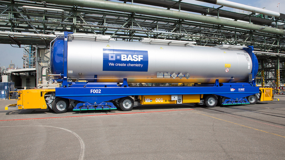 BASF: Off the rails