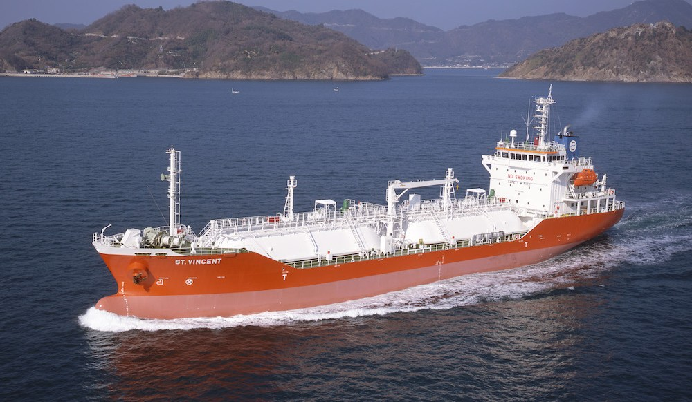 Gas tankers: Price-sensitive