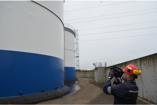 Gas detection: Sniff it out