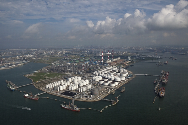 Odfjell finds buyer for Singapore stake