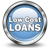 low cost loan button