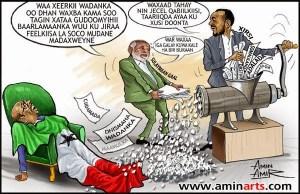 Les Habar-Jeclo veulent monopoliser le pouvoir de la somaliland