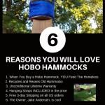 6 Reasons You Will Love Hobo Hammocks