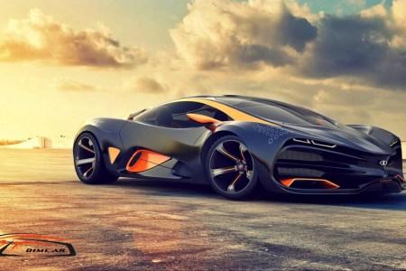 2015 lada raven supercar concept 2 1280x720