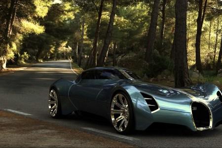 2025 bugatti aerolithe concept 1920x1080