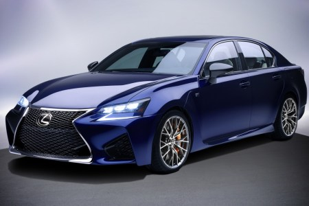 lexus gs f luxury sedan 2017 1366x768