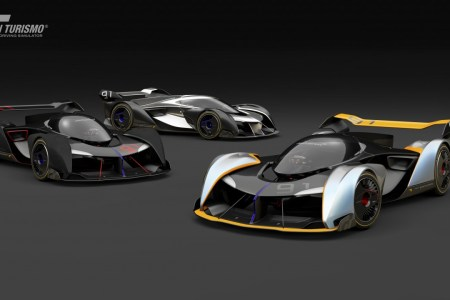 mclaren ultimate vision gt for ps4 gran turismo sport 5 1280x720