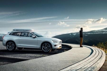 volvo xc coupe concept 2014 2560x1440