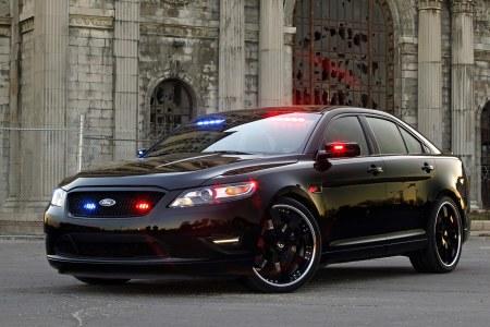 2010 ford stealth police interceptor concept wide