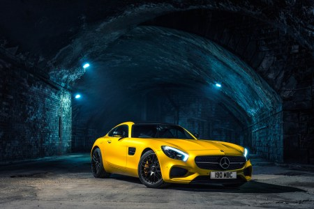 2015 mercedes amg gt s wide