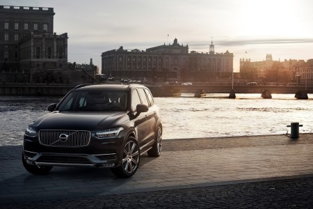 2015 volvo xc90 first edition wide