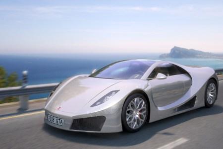 gta concept super sport car 3 wide
