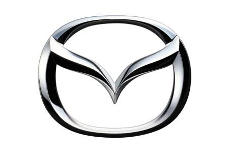mazda car logo normal