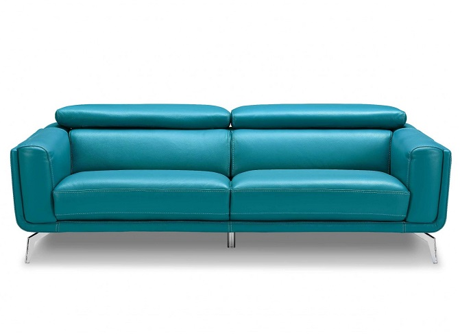 ID: HT SOF08, Sprint Leather Sofa