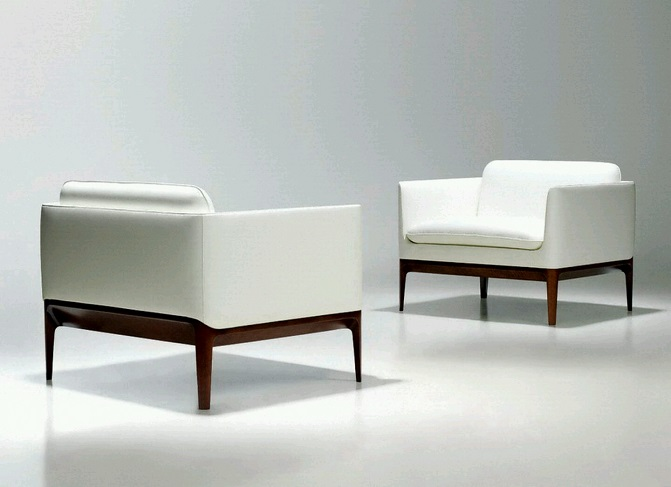 ID: HT SOF12, Beautiful White Sofa