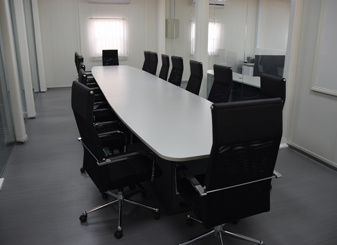ID: HT CT25, 14-Seater Conference Table