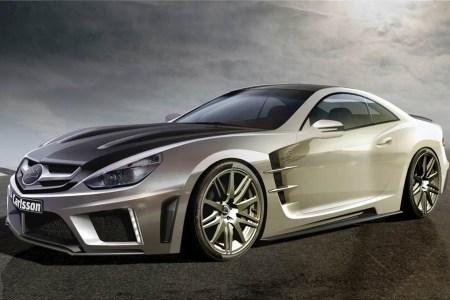 carlsson c25 super car wide