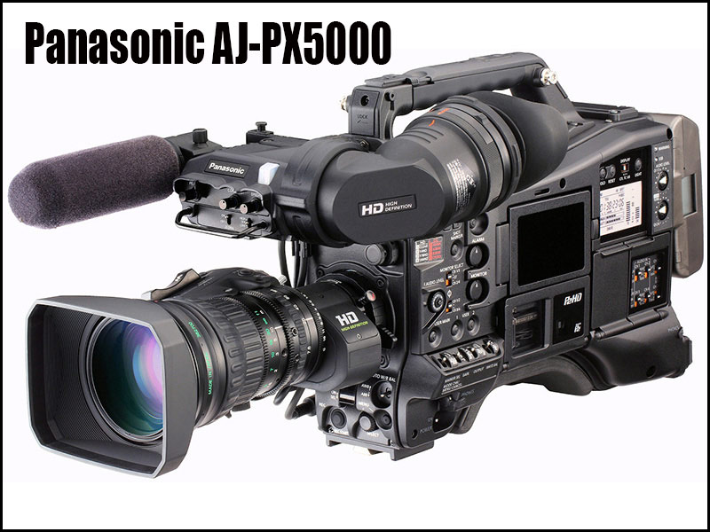 Panasonic-AJ-PX5000