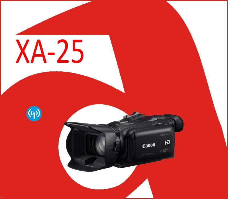 Canon-XA-25
