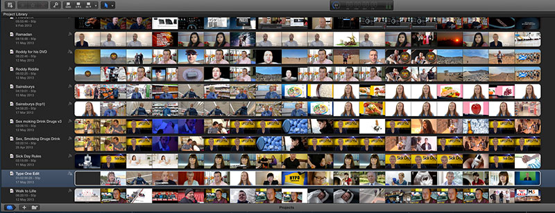 Final-Cut-Pro-mini-edits