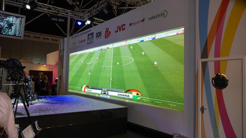 Big-screen