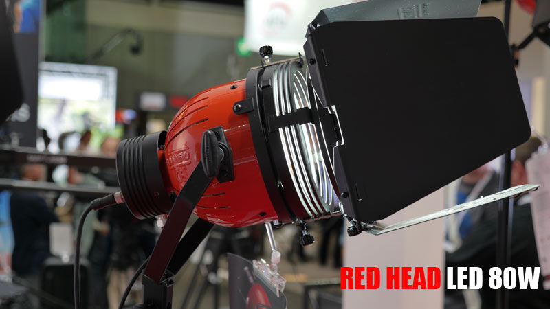 Red-Head-LED