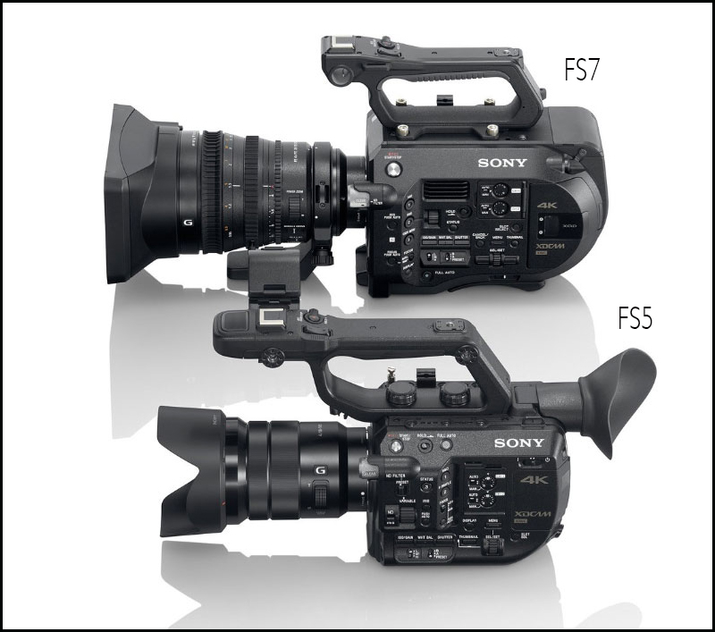 FS7 and 5