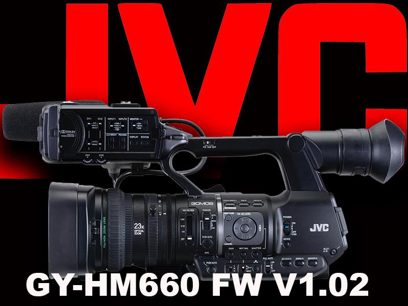 JVC 660