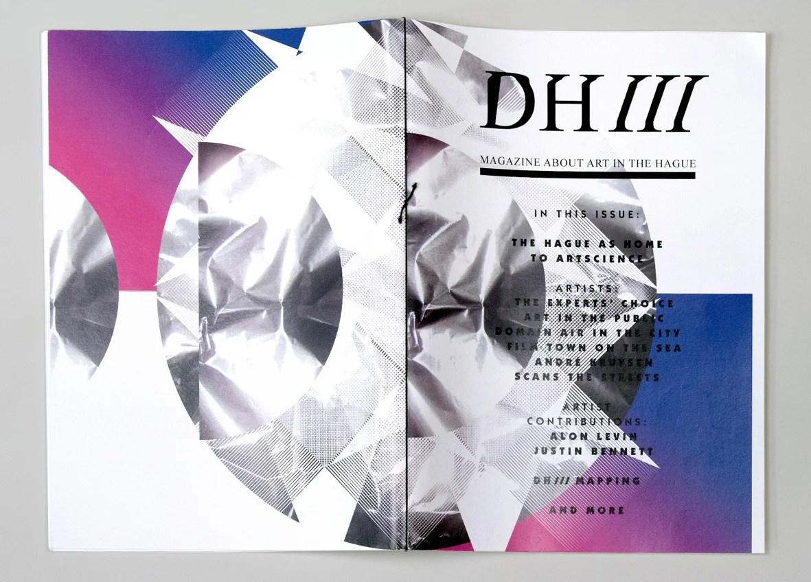 DH3 Magazine