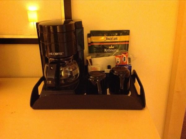 Sheraton Frankfurt Airport room review