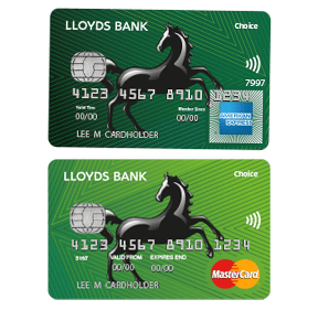 Lloyds Bank Choice Rewards credit cards review