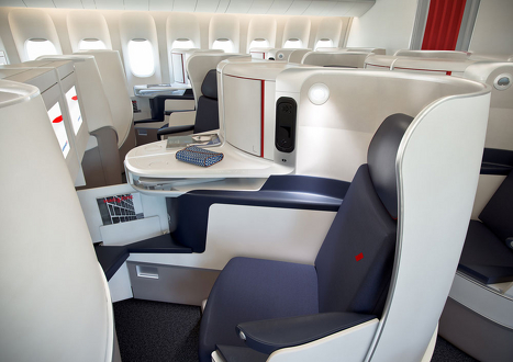 Air France new business class