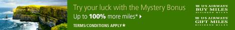US Airways buy miles