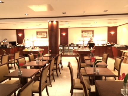 Emirates London lounge seating review