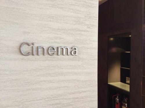 No 1 Traveller Gatwick cinema 3 review