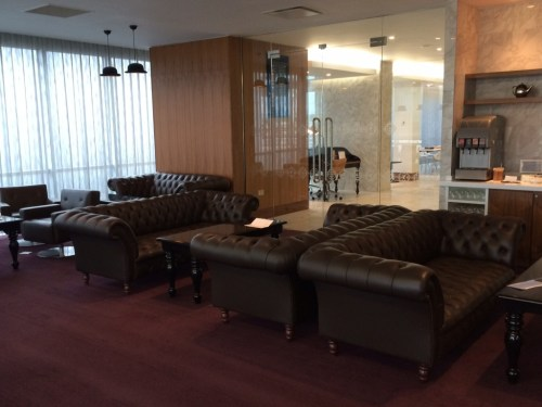 No 1 Traveller Gatwick lounge 6 review