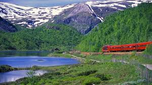 Norwegian train 2