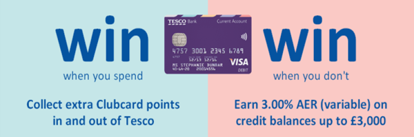 Tesco current account
