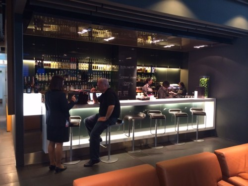 Lufthansa Munich First Class lounge 5 review