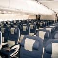 British Airways A380 World Traveller seat