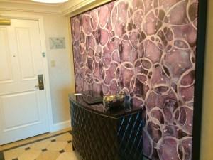 Four Seasons Las Vegas hallway review