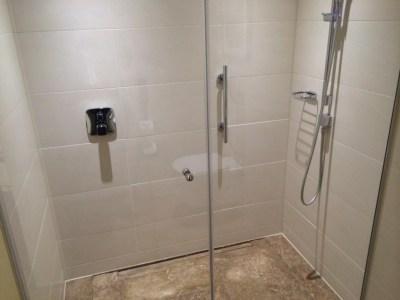 Conrad London St James shower