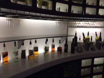 Skyteam Lounge Heathrow bar