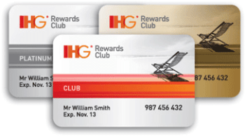 IHG Rewards Club 350