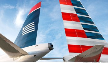 US Airways American Airlines