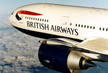 British Airways 350